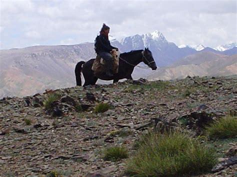 day horse riding   great silk road kyrgyzstan