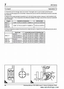 Jcb Download Perkins 400 Series Diesel Engine Workshop Manual Pdf