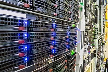 Server Dedicated Storage Data Servers Center Computer