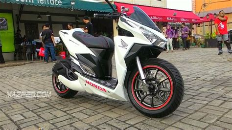 Modif Honda Vario 150 by Kumpulan Modifikasi Motor Vario 150 Terbaru Velgy Motor