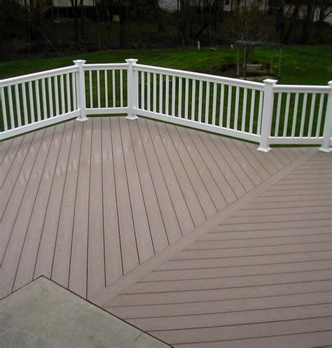 Azek Decking Complaints 2015 by Azek Harvest Collection Brownstone Deck Grooved 12