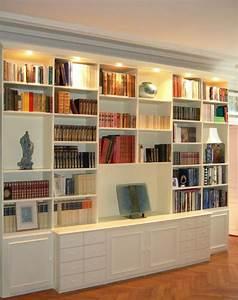 Votre Bibliothque Sur Mesure Placard39art
