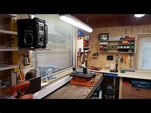 Werkstatt Einrichten Ideen : vorstellung meiner werkstatt introducing my shop youtube ~ Markanthonyermac.com Haus und Dekorationen
