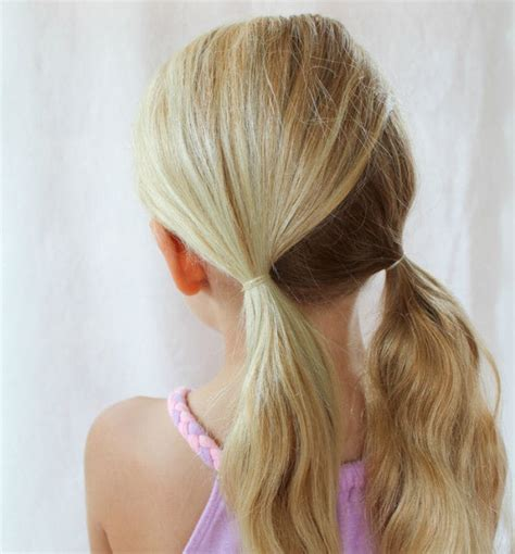 17 Fun and Easy Back to School Hairstyles for Girls The