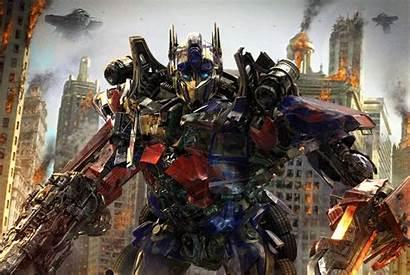 Transformers Optimus Prime Wallpapers Moon