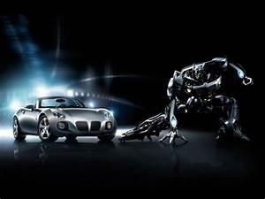 cool ferrari car with transformers robot hd black ...