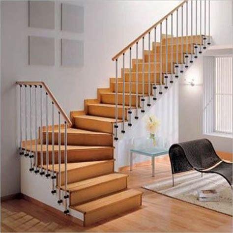 gaya tangga modern rumah minimalis  desain interior