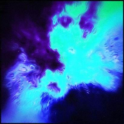 Giphy Purple Gifs Trippy Liquid Lights Glow