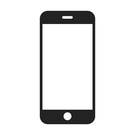 smartphone icon vector png device icons by benjamin stawarz