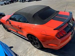 2015 Ford Mustang V6 2dr Convertible for sale in Rialto, CA - 5miles: Buy and Sell