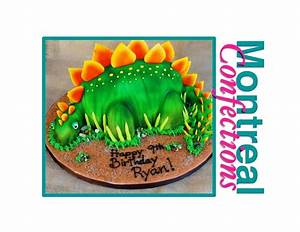 how to make a dinosaur cake template sampletemplatess With how to make a dinosaur cake template
