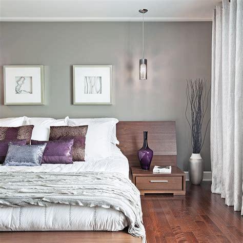 canapé gris perle deco chambre gris