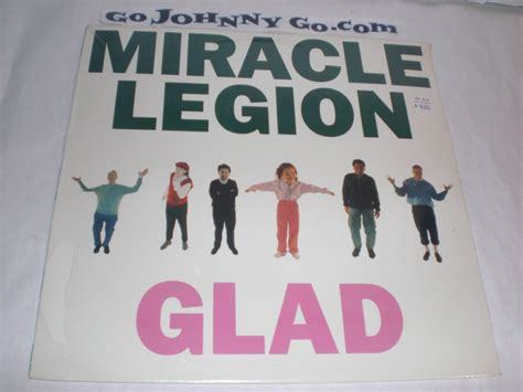 Miracle Legion Records, Vinyl And Cds