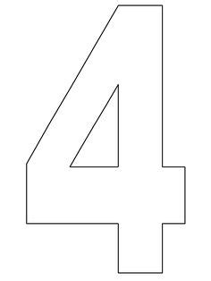 number  printable template gabes  birthday shirt