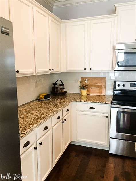 Brown Granite Countertops by How To Work With Your Existing Granite When Updating Your