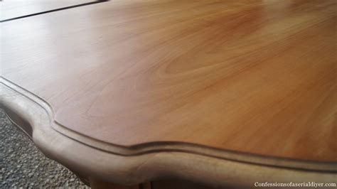 sanding and staining wood table how to remove stain without sanding confessions of a