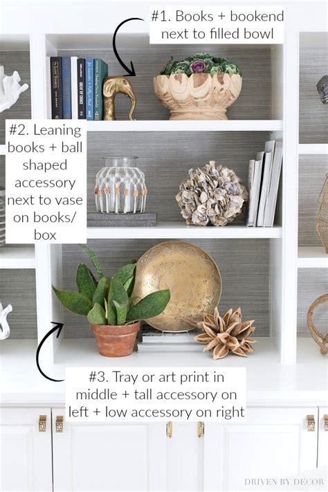 Decorating A Bookcase by How To Decorate Shelves Bookcases Simple Formulas That