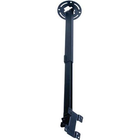 Peerless Ceiling Pole Mount by Peerless Av Pc930a Lcd Ceiling Mount For 15 24 Quot Pc930a W