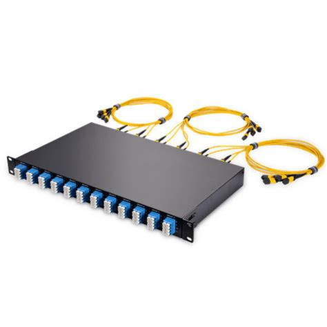 Patch Panel 12 by 12 Fiber Patch Panel At Rs 850 Fiber Optic