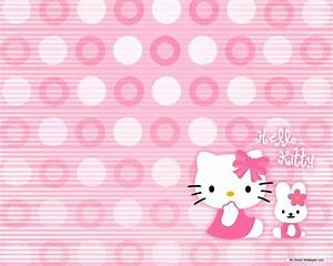 Hello Kitty Pink Backgrounds - Wallpaper Cave
