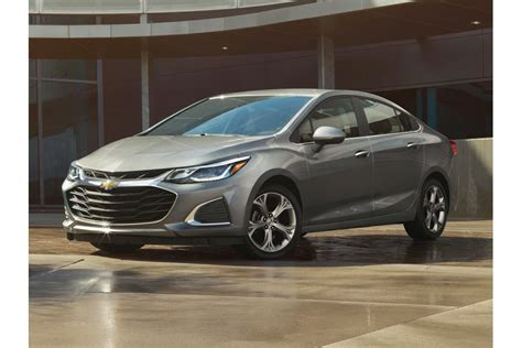 2019 Chevrolet Cruze What's Changed  News Carscom