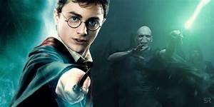 how harry potter survived the killing curse in the deathly