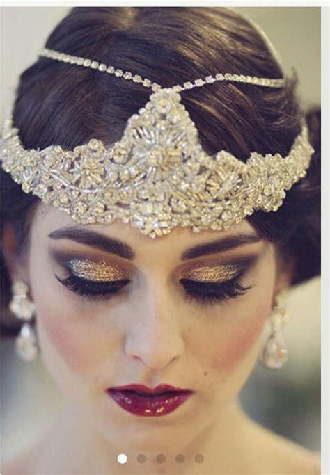 great gatsby makeup  inspiration pinterest