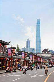 Shanghai Tower Gensler