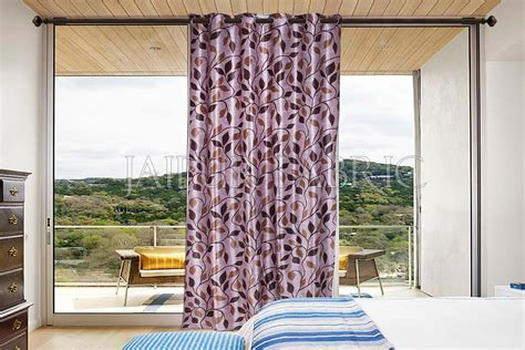 Tips To Select Best Curtain Fabrics For Your Windows