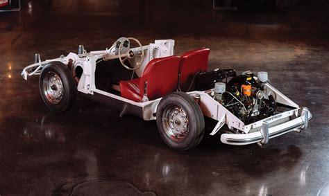 original  driveable porsche   training chassis