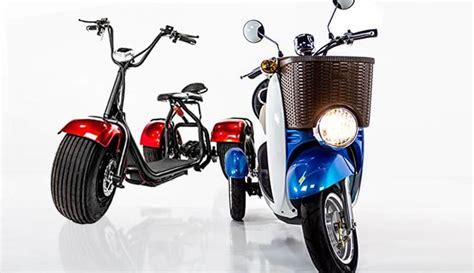 Best Three Wheel Motorized Scooters