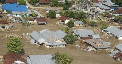 bencana banjir mitigasi bencana alam