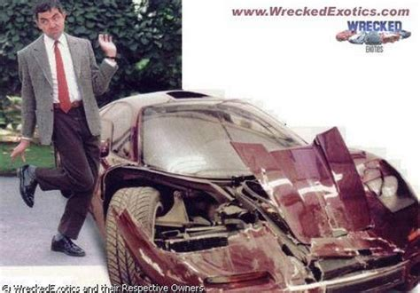 Top 10 Most Expensive Car Crashes Of All Time