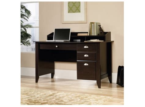 Sauder Shoal Creek Desk And Hutch by Save 111 Sauder Shoal Creek Desk Only 98