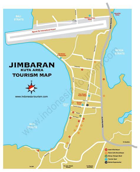 carte bali jimbaran indonesia tourism bali