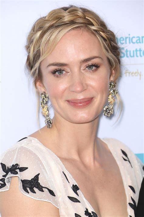 Horror performances deserve awards love, including. Emily Blunt - Freeing Voices Changing Lives Benefit Gala in New York • CelebMafia
