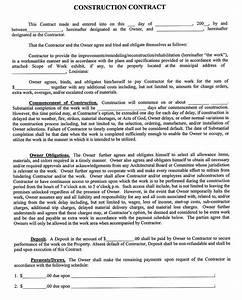 Privacy Policy Template Australia Free Construction Pany Contract Template Dvjixyt Bailbonds LA