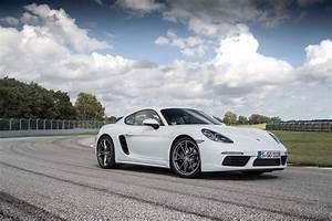 Porsche 718 Cayman Occasion : porsche 718 cayman reviews research new used models motor trend ~ Gottalentnigeria.com Avis de Voitures