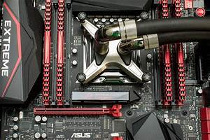 Asus Republic Of Gamers Rampage V Extreme X99 Motherboard Review For Overclockers