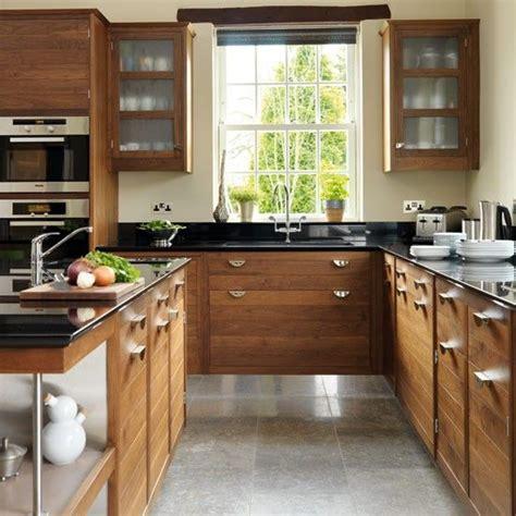 walnut floor kitchen take a tour around a smart walnut kitchen beautiful 3339