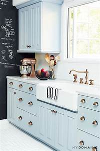 23 best kitchen cabinets painting color ideas and designs With best brand of paint for kitchen cabinets with eggshell stickers