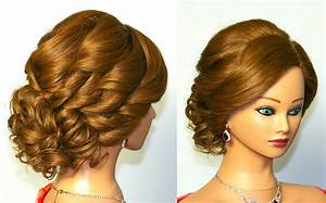 Indian Wedding Hairstyles For Curly Hair Medium HairStyles