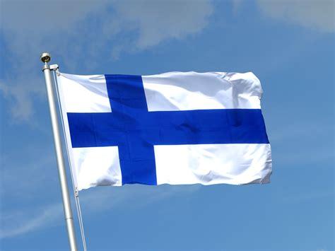 Finnland Fahne kaufen - 90 x 150 cm - FlaggenPlatz.de