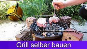 Grill Selber Bauen : gartengrill grill selber bauen youtube ~ Lizthompson.info Haus und Dekorationen