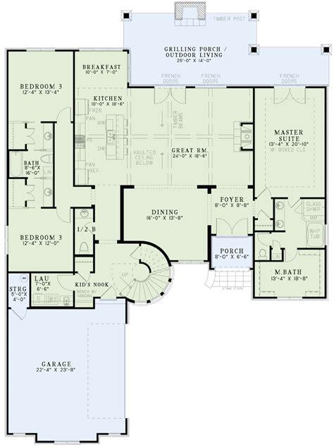 european country house plans floor plan of craftsman european country