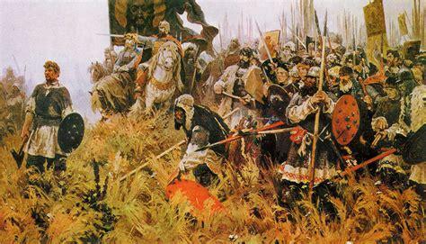 siege of culture battle of kulikov