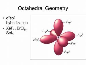 PPT - Hybridization of Orbitals Sections 9.1 and 9.5 ...