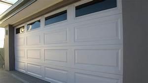 Porte de garage sectionnelle jumele avec porte tordjman for Porte de garage enroulable jumelé avec porte tordjman metal