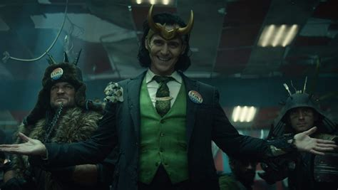 Loki Trailer Gives Latest Look at Next Marvel Project ...