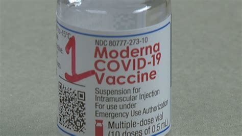 Several Moderna COVID-19 vaccine shipments compromised ...